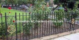 Front Garden Metal Fencing Ideas Uk