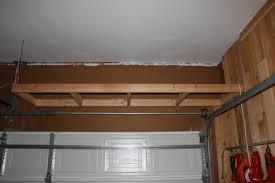 the garage doorShelves Over the Garage Door  THE CAVENDER DIARY