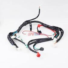 110cc chinese atv parts atv utv quad 4 wheeler electrics wiring harness 50cc 70cc 90cc 110cc chinese