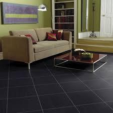living room tile flooring ideas for room colorful polyester fiber rug double glass book rack