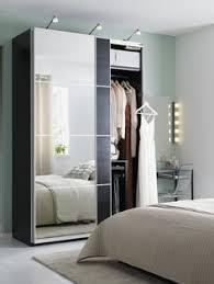 ikea wardrobe lighting. Multi Taskers Mirror Wardrobe Doors Ikea Spacious Empty Slots Sliding Models Additional Lighting Options W