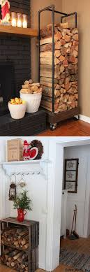 15 Creative Firewood Rack and Storage Ideas - Page 2 of 2