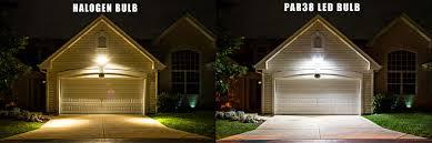 halogen versus led light