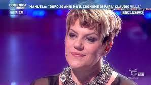 Manuela Villa a Domenica Live: in lacrime abbandona lo studio