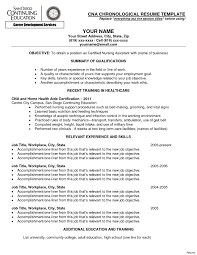 Nursing Assistant Job Description Certified Nursing Assistant Resume Job Description Best Of Cna 4