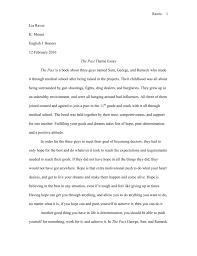 the pact theme essay lia