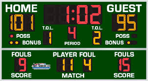 everbrite tech support your total image source 4 4 x 8 0 basketball scoreboard fouls