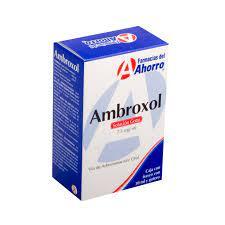 Ambroxol Para Qué Sirve Dosis Fórmula Y Genérico
