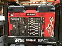 dewalt tool set costco. costco-922243-kirkland-signature-159pc-mechanics-tools-set dewalt tool set costco u