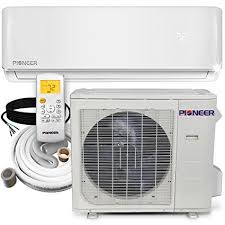 ductless wall air conditioner. Contemporary Air PIONEER Air Conditioner Inverter Ductless Wall Mount Mini Split System  U0026 Heat Pump Full With