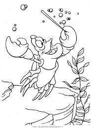 Disegno Sirenetta68 Personaggio Cartone Animato Da Colorare