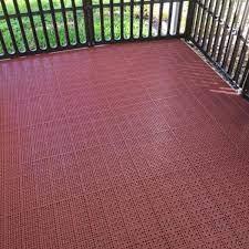 greatmats patio non slip 11 5 in x 11
