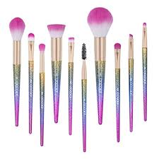 docolor makeup brushes kit