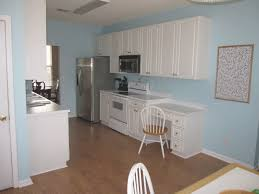 Kitchen Blue Walls White Cabinets Best Mattress Kitchen Ideas