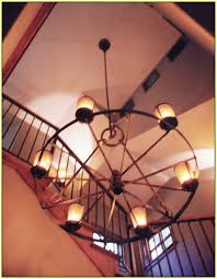 metal wagon wheel chandelier home design ideas for attractive house antler chandelier decor