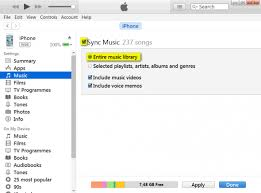 Itunes Wont Sync Songs To Iphone Or Ipod