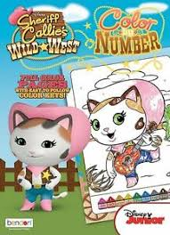 (a) the number of data items with respect to their text lengths. New Sheriff Callie 48 Page Color By Number Coloring Book With Color Guide 805219762608 Ebay
