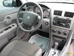 2008 Dodge Avenger Instrument Panel Lights 2008 Dodge Avenger Se Dark Slate Gray Light Slate Gray