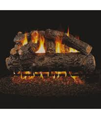 real fyre gas logs troubleshooting. Unique Real Peterson REAL FYRE Rustic Oak Designer Vented Gas Log Set With  ANSICertified G45 G46 And Real Fyre Logs Troubleshooting