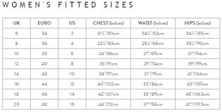 Pikeur Childrens Size Chart Size Guide