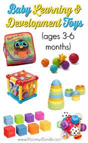 Toys for infants 3 6 months