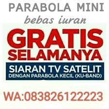 Saat ini sudah banyak saluran /channel tv digital dbvt2 yang bisa kita tonton terutama untuk yang tinggal di wilayah jakarta. Jual Parabola Mini Cirebon Tanpa Bulanan Kota Cirebon Stasiun Xl Tokopedia