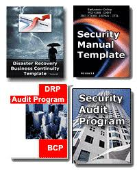 Disaster Recovery & Business Continuity And Security Templates Audit ...