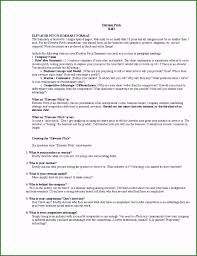 Need To Do A Resume 55 Rare Resume Pitch Example You Will Need To Try Now