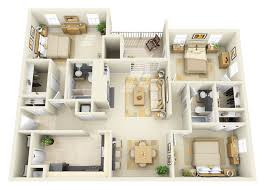 1 Bedroom Apartment Floor Plans Photo 4 Bedroom At Real Estate.
