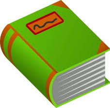 book clipart. free open book vector clip art clipart
