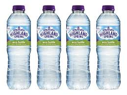 Highland Spring Bottled Water On What It Learned From Eco
