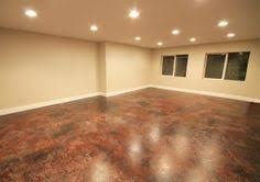 painted basement floorsPainted Basement Floor Simple Best Concrete Basement Floors Ideas