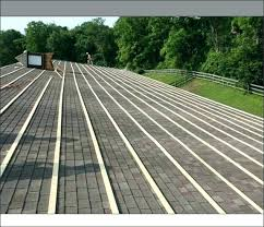 installing a metal roof over shingles can you put furring r90