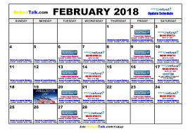Tax Refund Schedule 2019 Eic