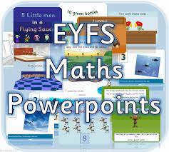 Cool Power Points Eyfs Maths Number Early Years Reception Sen Powerpoint Teaching Resources On Cd