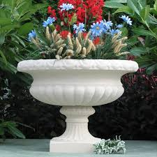 Decorative Garden Urns Decorative Urns For Plants Plants Ideas 77