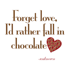 Chocolate Love Quotes Simple Quotes About Chocolate And Love 48 Quotes