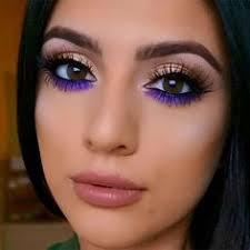 stunning rave makeup ideas for beautiful colorful women makeup