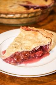 Image result for homemade fruit pie