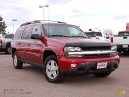 Chevrolet TrailBlazer EXT red gallery. MoiBibiki #5