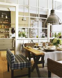 kitchen dining lighting. i like the factory windowstyle room divider kitchen is its own separate from dining area but space still looks open and flows lighting m