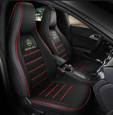 custom leather car seat cover for auto mercedes benz gla200 gla260 cla200 cla 220 cla260