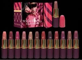 brand 2017 top quality hot new makeup matte lipstick nuter sweet lipstick 3g cosmetics lipsticks best makeup brands cosmetics from shmily426