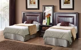 Modern Elegant Bedroom Bedroom Suite Chocolate 4pce Bedroom Suite Shanti Suite Junior