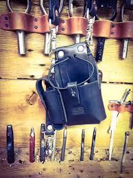 plug ugly radio harness combo harness leather