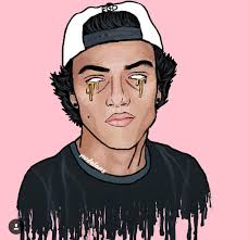 72 best drawings images ethan dolan