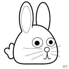 rabbits coloring pages new rabbits coloring pages
