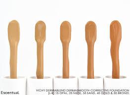 Vichy Dermablend Fluid Corrective Foundation Escentuals