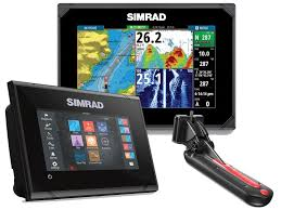 Simrad Go5 And Go7 Xse Chart Plotter Sonar Combos Sport