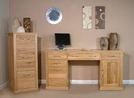 atlas chunky oak hidden home. m rustic varnished white oak wood computer desk with storage cabinet 840x615 atlas chunky hidden home u